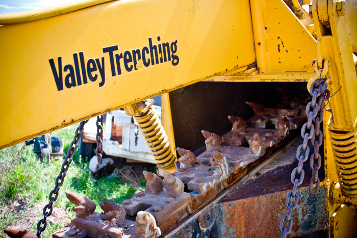 Track Trencher